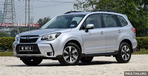 subaru forster driven subaru forester 2 0i p a worthy alternative
