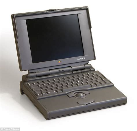 Laptop Dan Notebook Apple apple drops hint about the return retro laptop powerbook daily mail