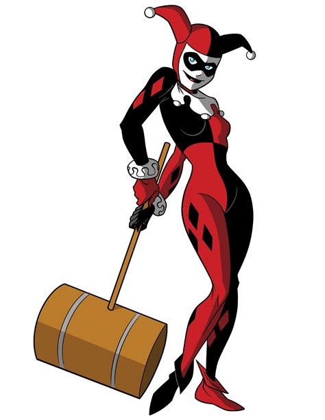 harley quinn at high dc books how to draw dc villains harley quinn by timlevins