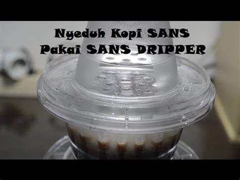 Alat Kopi Master A Dripper the gabi master a dripper brewing method tentang kopi