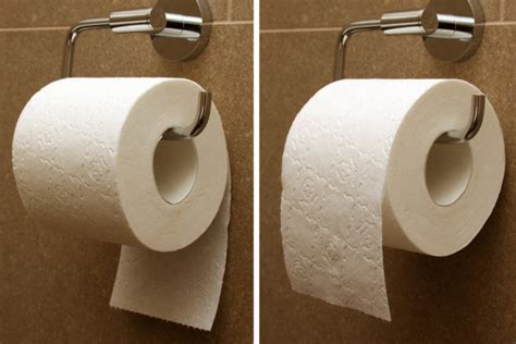 how to hang toilet paper are you hanging your toilet paper correctly tiphero