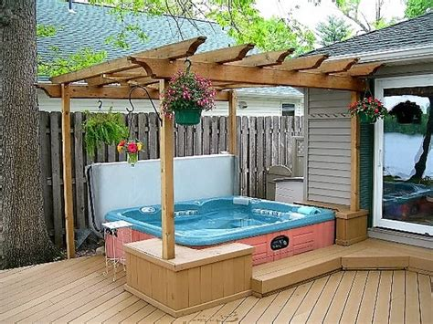 pergola tub tub pergolas ideas creativity pixelmari