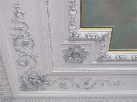 Decoration Stucco Peinture by D 233 Co Int 233 Rieure Et Moulures D 233 Coratives Nextenergies Fr