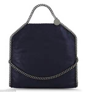Poppie Couture Foldover Bag by Stella Mccartney Sues Steve Madden For Selling A Poorly