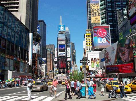 new york tourisme new york etats unis colombie