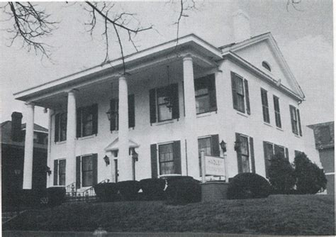 the hadley funeral home at 500 fifth st was built as a