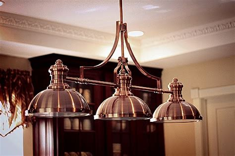 copper kitchen light fixtures pin by c re on for the home pinterest