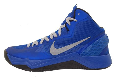 royal blue nike basketball shoes nike zoom hyperdisruptor royal blue mens basketball