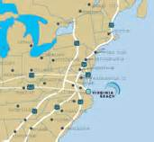 us map of east coast beaches modal title
