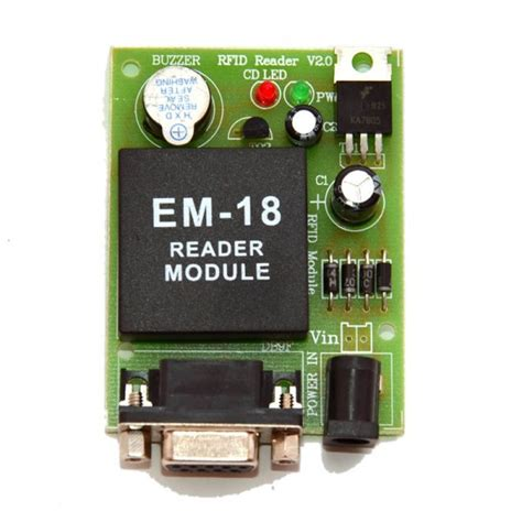 Rfid Acm120s Contactless Reader Module Rs232 125khz rfid card reader rs232 interface rfid and nfc