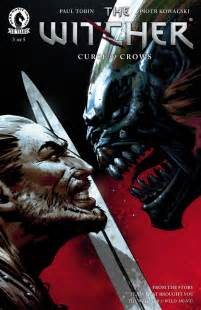 the witcher volume 3 curse of crows the witcher 187 comics free comics