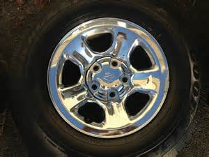 Stock Dodge Ram Rims Stock Dodge Ram Chrome 17in Rims With Tires Offer Rhode