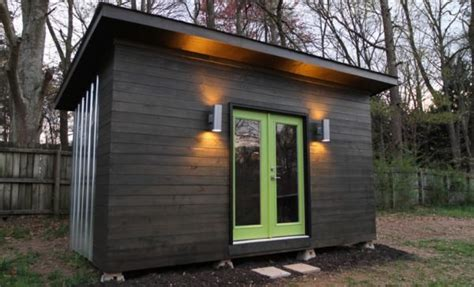 Backyard Studio Tiny House Plans Backyard Studio Plans