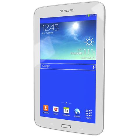 Samsung Tab 3 3d samsung galaxy tab 3 lite for element 3d