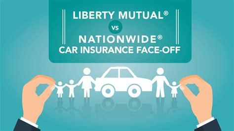 liberty mutual  nationwide car insurance face