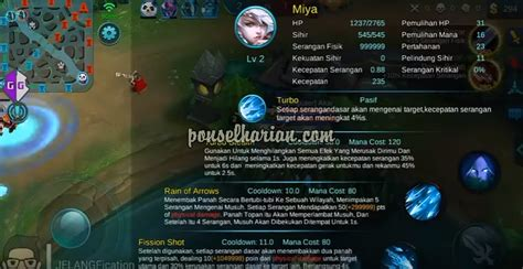 mobile legend 1 hit cara mobile legends dengan serangan 1 hit mati