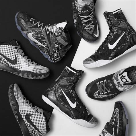 black history month basketball shoes nike inc introduces the 2015 black history month