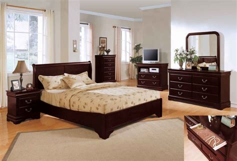 Bedroom Furniture Cherry Wood 17 Best Ideas About Cherry Wood Bedroom On Cherry Sleigh Bed Used Bedroom Furniture
