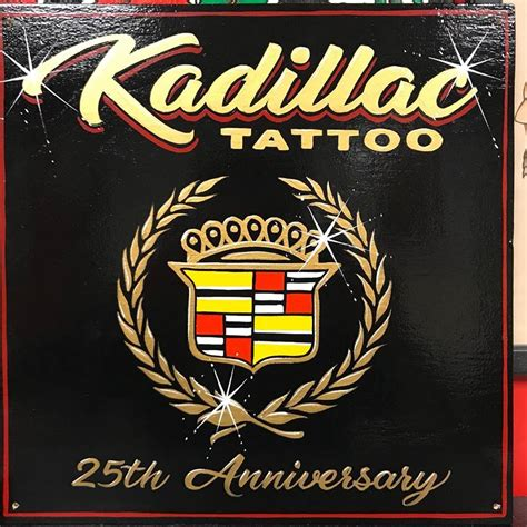 kadillac tattoo kadillac mt airy home