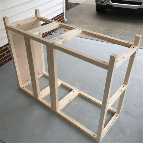 Buffet Table Free Diy Plans Rogue Engineer