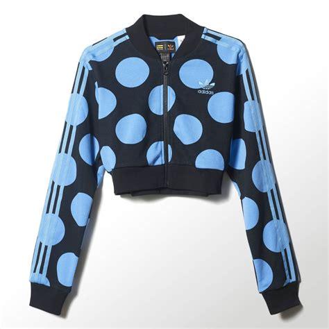 Jaket I And You Polkadot Hoodie adidas originals pharrell dear baes superstar polka dot