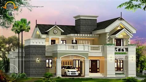 Design Of Houses by House Designs Of August 2014 Youtube