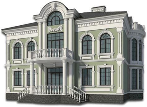 cornici in polistirolo per esterno decorazioni per facciate esterne