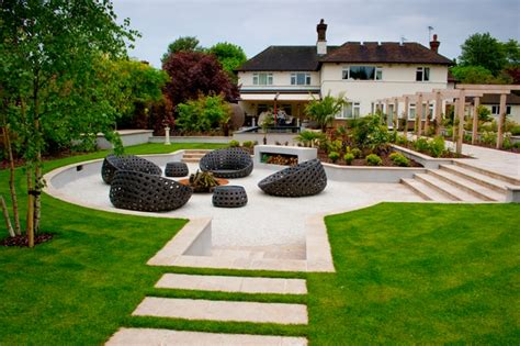 Outdoor Garage Designs how to create a perfect garden bowles wyer