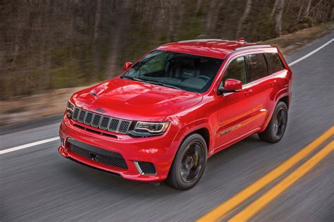 jeep grand cherokee 2018 2018 jeep grand cherokee trackhawk priced at 86 995 the