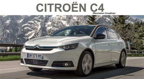 2020 Citroen C4 by Citroen C4 Spacetourer 2020 Citroen Review Release