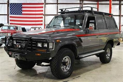 1989 toyota land cruiser for sale carsforsale.com