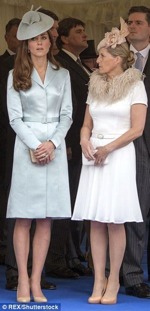 kate middleton loses queen elizabeths favorite status to sophie wessex is the queen s favourite but not kate