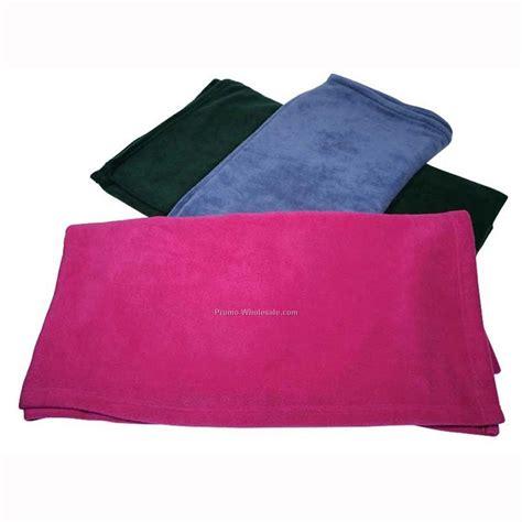 Wholesale Polar Fleece Blankets by Polar Fleece Deluxe Hemmed Blanket Wholesale China
