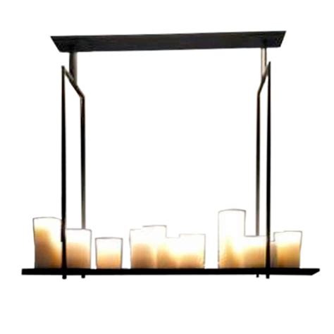 Candle Light Fixture Altar 11 Candle Hanging Light Fixture By Kevin Reilly For Hunt At 1stdibs