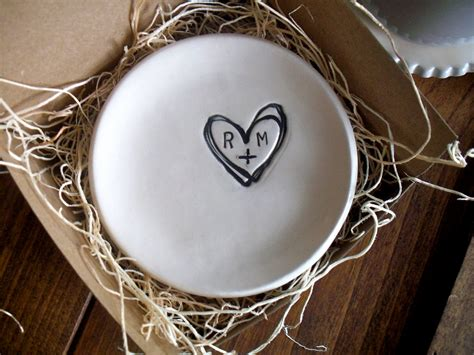 Wedding Ring Dish Holder wedding ring dish ring holder engagement custom by