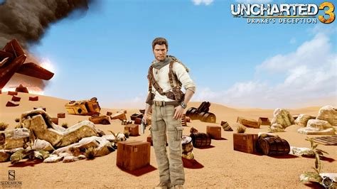 uncharted 3 hd wallpaper 1920x1080 nathan drake collection wallpaper wallpapersafari