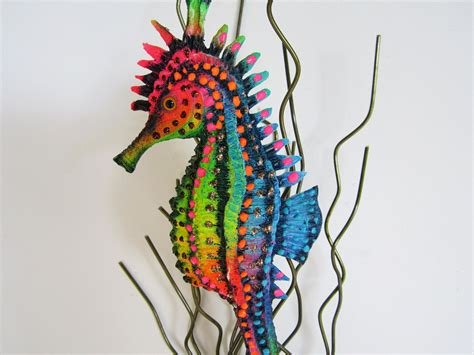 Seahorse Decorations by Seahorse Wall Decor