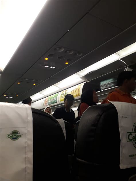citilink hlp sub review of citilink indonesia flight from surabaya to