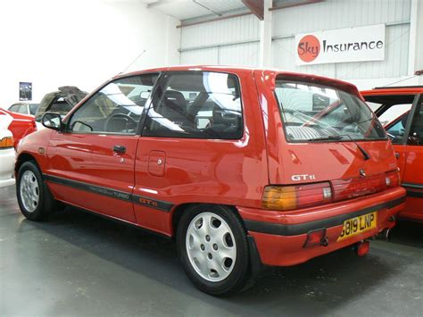 daihatsu turbo for sale used 1989 daihatsu charade gtti turbo for sale in york