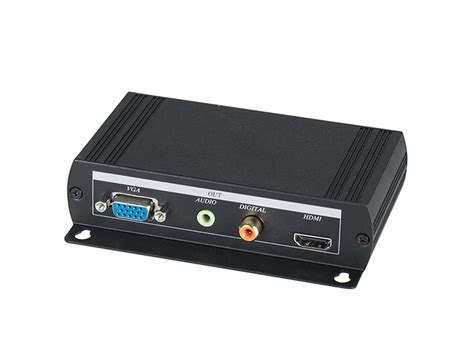 Hdmi In To Vga Out Audio Out vga hdmi vga to hdmi converter genie security solutions