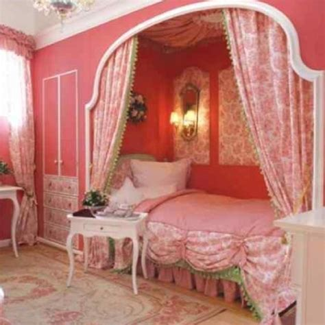 pretty girl bedrooms beautiful queen size and girls on pinterest