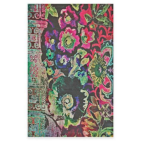 tracy porter rugs buy tracy porter 174 solis aura 2 foot x 3 foot accent rug in pink from bed bath beyond