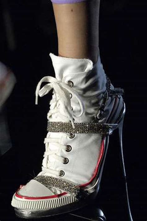 Ugliest Shoe Of 2007 by Jean Paul Gaultier S Shoe Collection Opposite Trend Continues