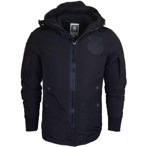 Hoodie Jaket Sweater Quattro Ls g black batt hdd overshirt ls hooded collar chest logo jacket g from n22 menswear uk