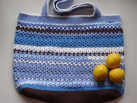 crochet pattern shopping tote teacher s gift time 10 crochet and knit ideas