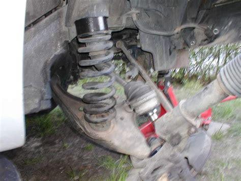 Shock Escudo 2 quot coil spacer lift suzuki 4wd