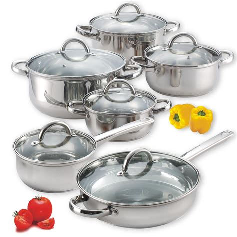 home stainless cook n home stainless steel cookware review