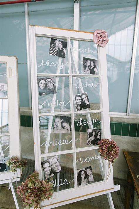 26 creative diy photo display wedding decor ideas tulle chantilly wedding - Simple Diy Wedding Ideas