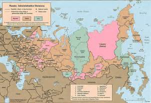 maps of russia