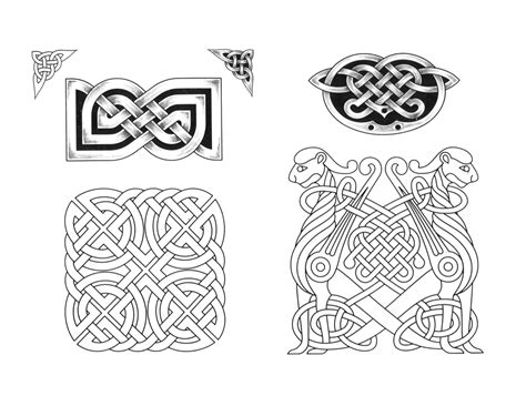 celtic animal tattoos designs amazing celtic designs tattooshunt